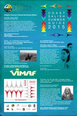 Salish Sea Summer Guide