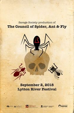 Council Of Spider, Ant & Fly 2018