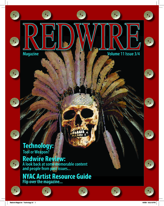 REDWIRE MAGcover