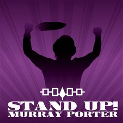 """Murray Porter - """"Stand Up!"""" Album Cover"""
