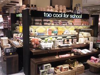 6/16-6/30 第二弾!「Too Cool For School」PLAZAルミネ新宿店 ルミネ2 2階にてオープン!