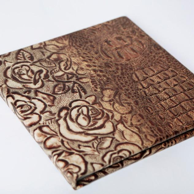 Designer Series Integrity Album - Crocodile Rose