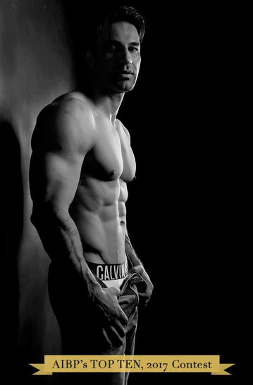 sexy fitness model portfolio photography