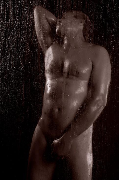 tasteful nude male photography boudoir