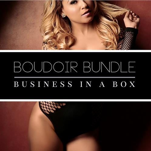 """Boudoir """"Biz in a Box"""" Bundle"""