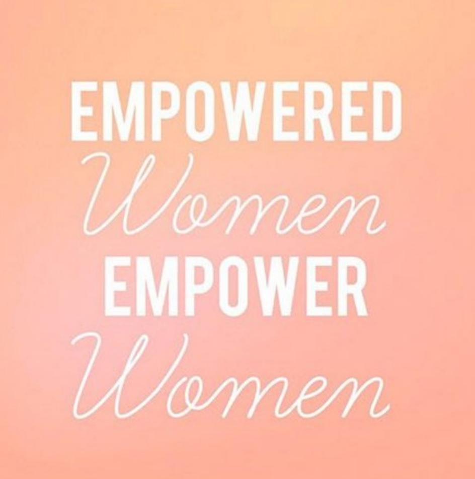 Boudoir photography empowers women.