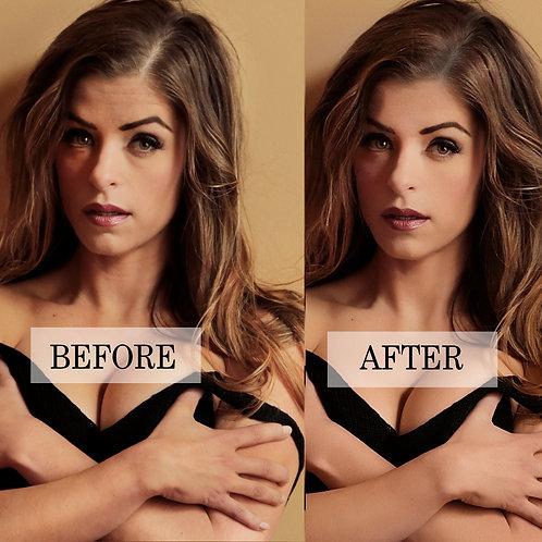 Beautiful Boudoir Photoshop Actions
