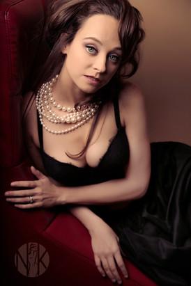 glamour boudoir photography dover de