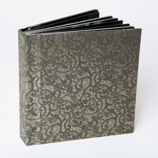 Designer Series Integrity Album - Modern Lace