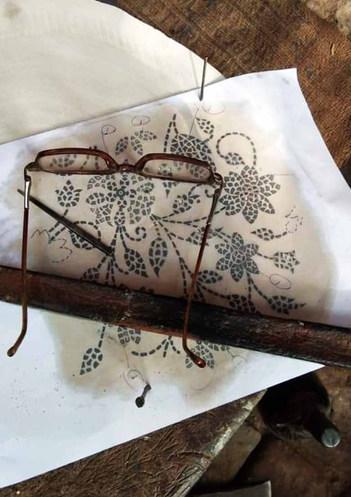 Wood Block Engraving