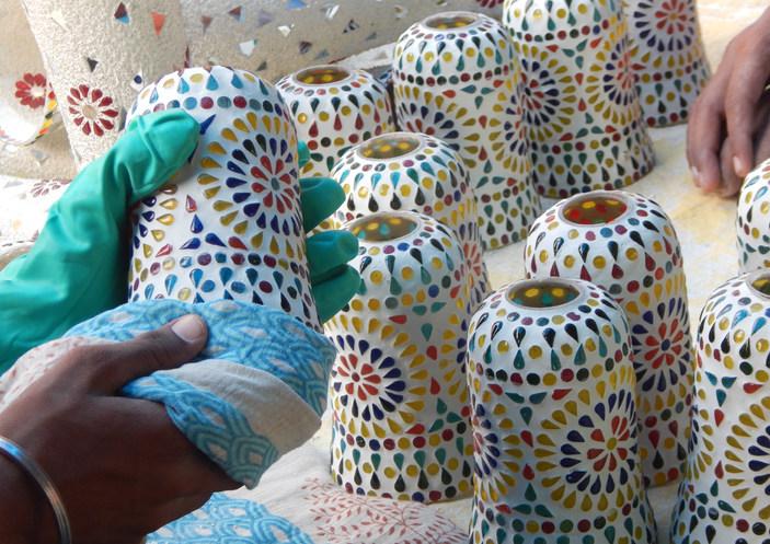Glass Craft Mosaic