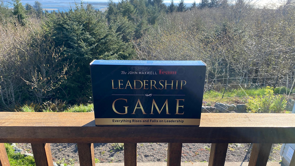 Leadership Immersion Experience
