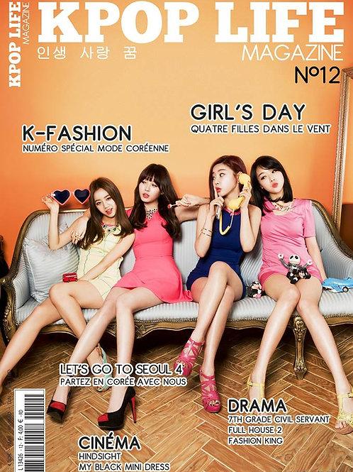Kpop Life Magazine 12