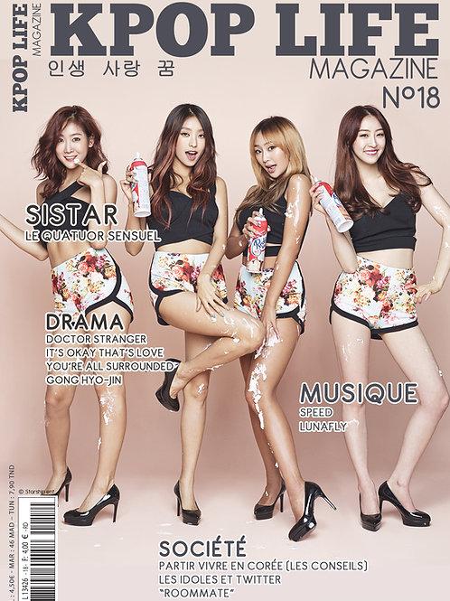 Kpop Life Magazine 18