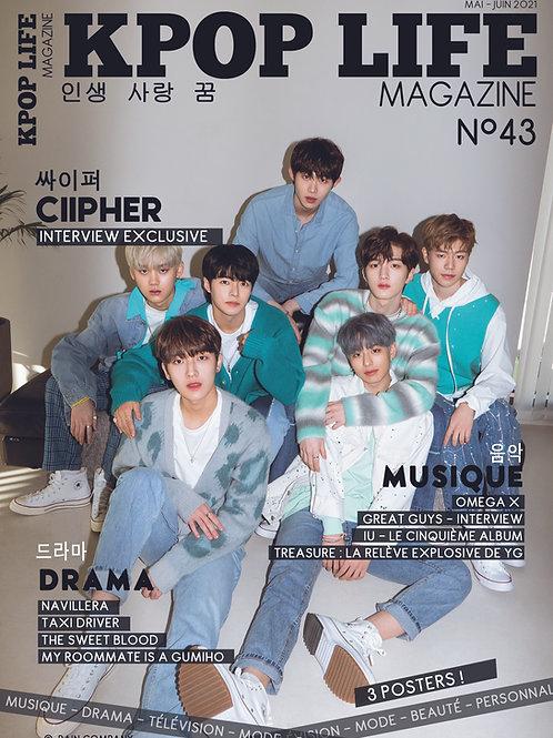 Kpop Life Magazine 43