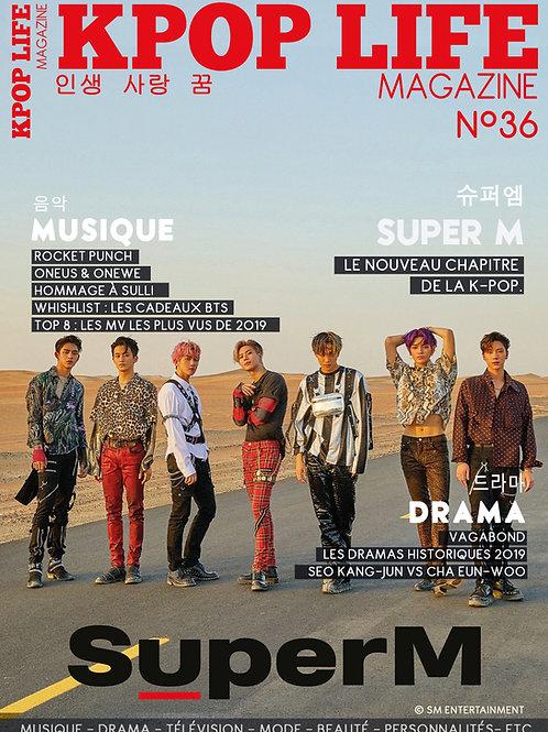Kpop Life Magazine 36
