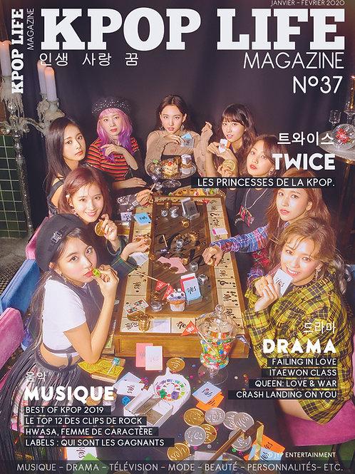 Kpop Life Magazine 37