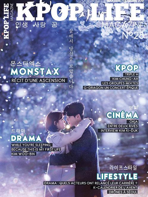 Kpop Life Magazine 28