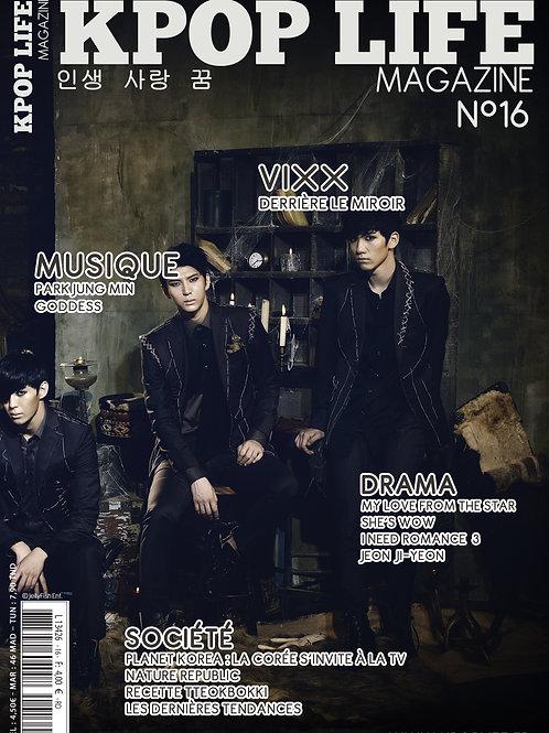 Kpop Life Magazine 16