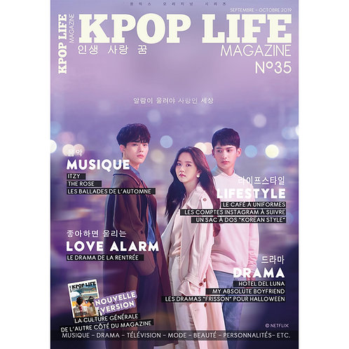 Kpop Life Magazine 35