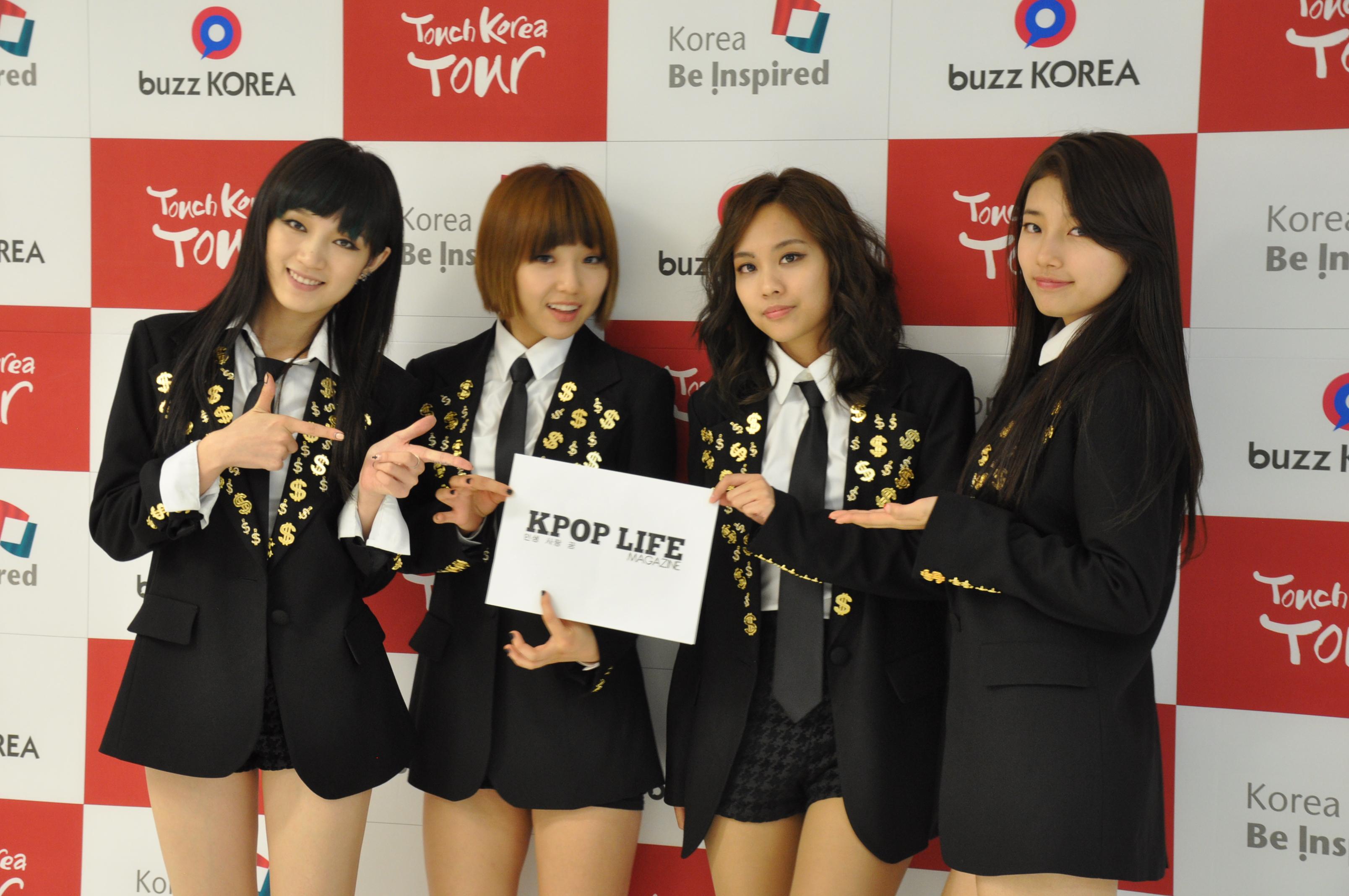 Miss A et Kpop Life
