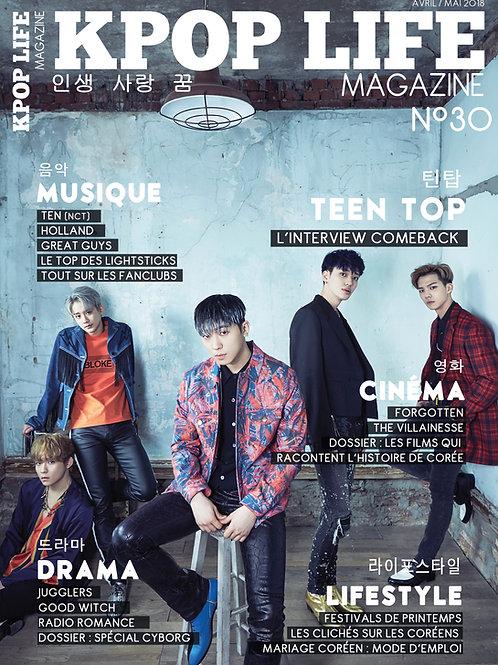Kpop Life Magazine 30