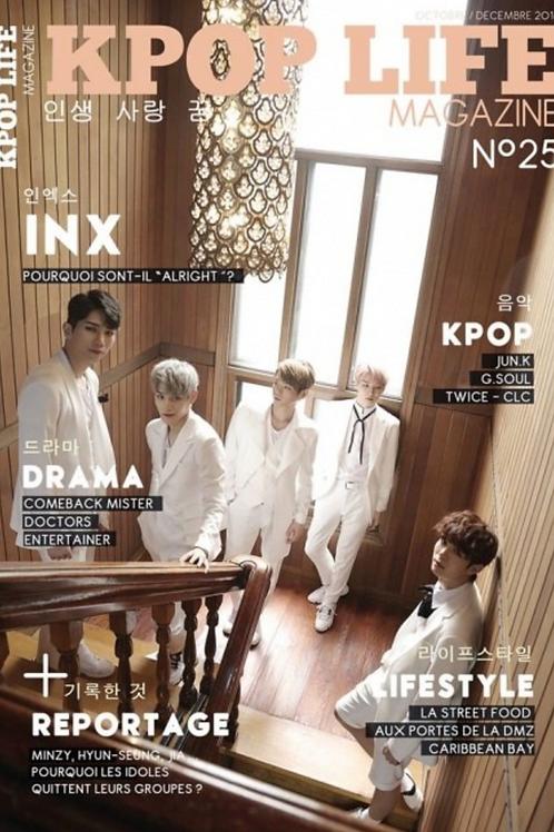 Kpop Life Magazine 25