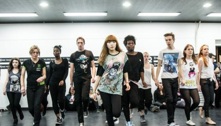Concours de danse Kpop