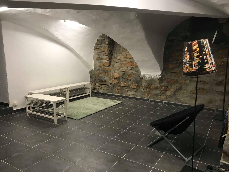 Centre Litchee - salle au sous-sol