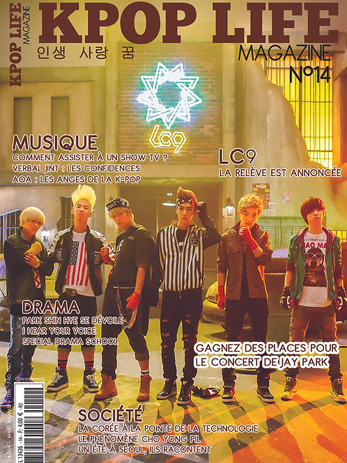 Kpop Life Magazine 14