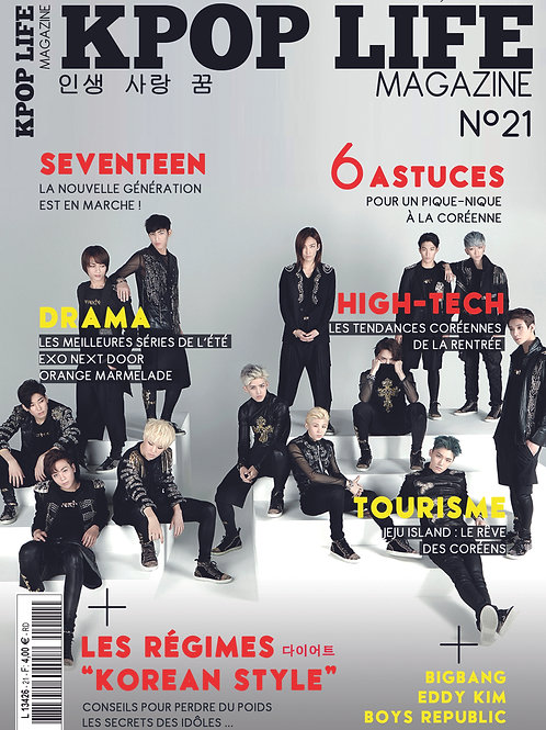 Kpop Life Magazine 21