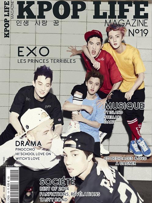 Kpop Life Magazine 19