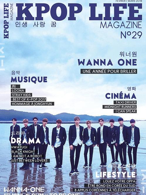 Kpop Life Magazine 29