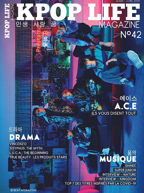 Kpop Life Magazine 42