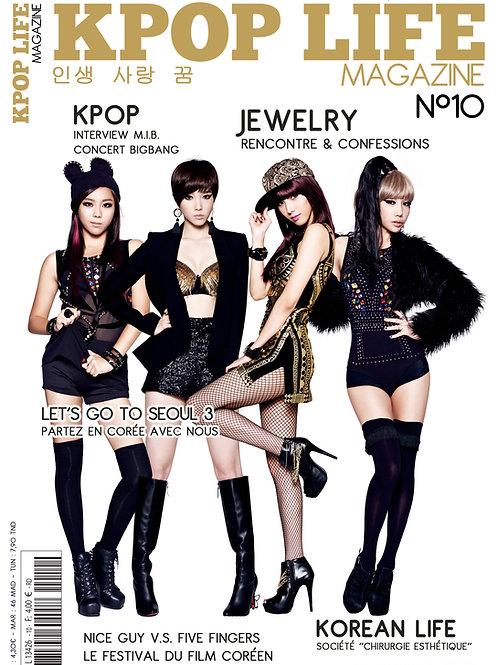 Kpop Life Magazine 10