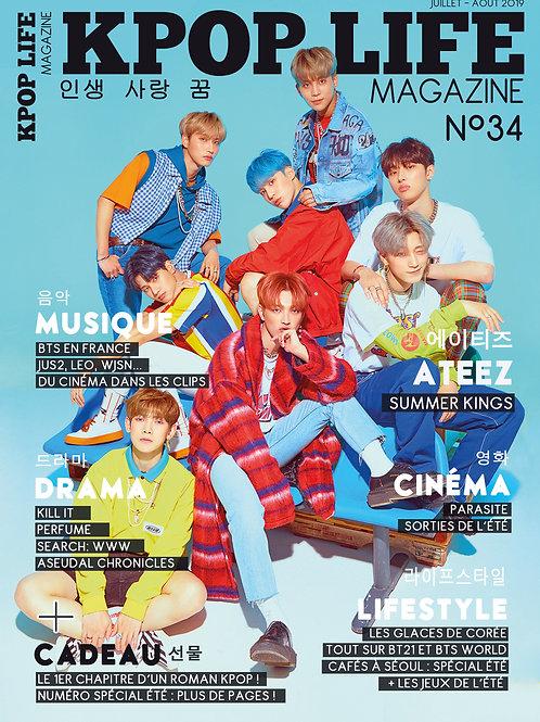 Kpop Life Magazine 34