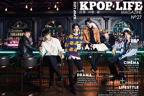 Kpop Life Magazine 27