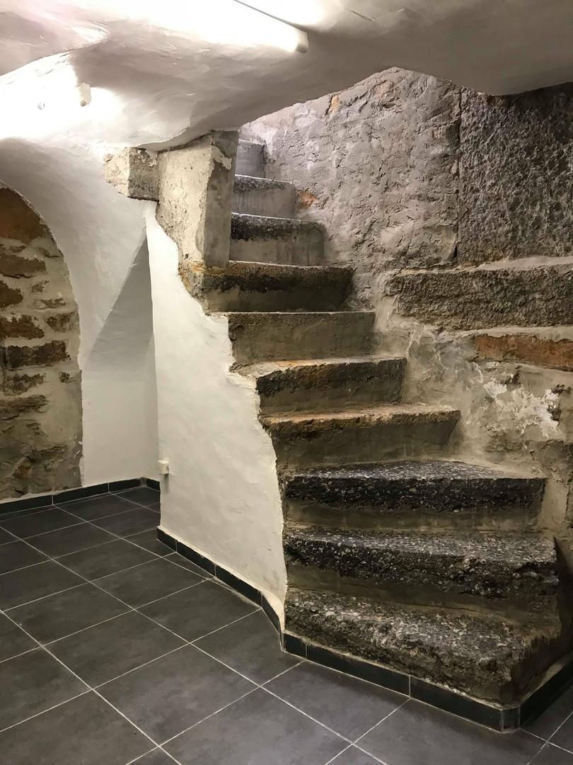 Centre Litchee - Escaliers