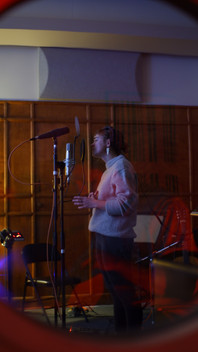 Recording 'Calling on the Modern World'