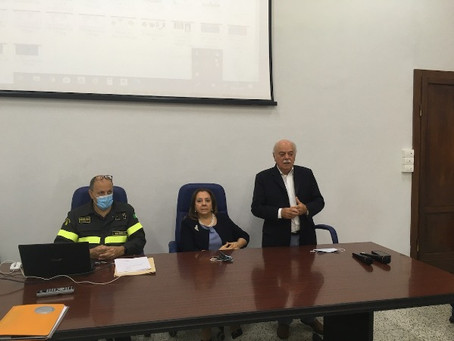 Provincia di Macerata: nuova Caserma dei Vigili del Fuoco