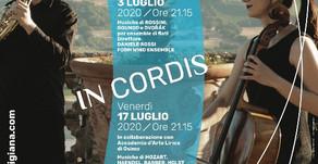Al via ad Osimo il ricco cartellone estivo della FORM