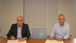 Firmato l'accordo di programma per l'ex liceo scientifico di Civitanova