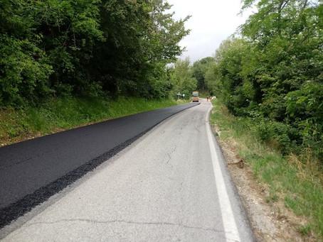 Provincia di Macerata: avviati cantieri per 1,5 milioni di euro di lavori