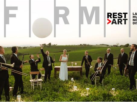RestArt, il nuovo programma della FORM