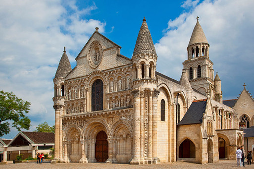 Notre Dame Poitiers