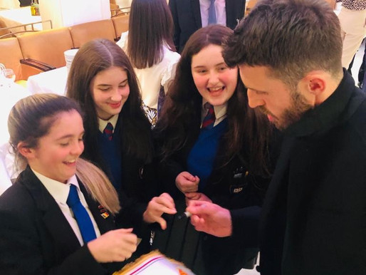 The Michael Carrick Foundation funds local Manchester project Girls Without Boundaries