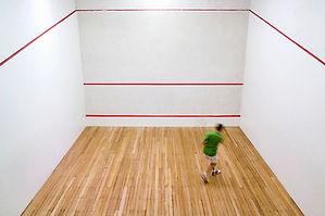 Squash Player