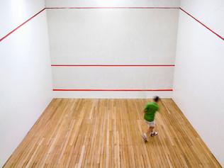 Squash gratuit en septembre !