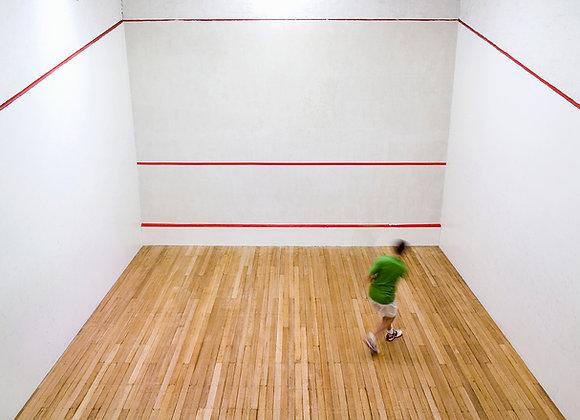 10-er Karte Squash (Nebenzeit)