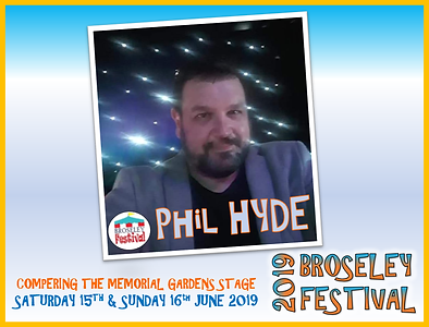 Phil Hyde Compere Mem Gardens Stage.png